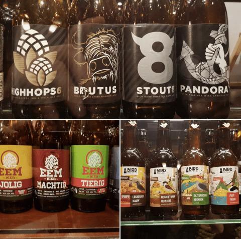 Nederlandse bieren serie